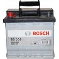 Автомобильный аккумулятор Bosch 6СТ-45 L+ S3 003