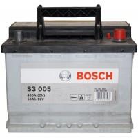 Автомобильный аккумулятор Bosch 6СТ-56 R+ S3 005