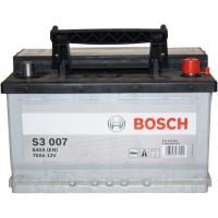 Автомобильный аккумулятор Bosch 6СТ-70 R+ S3 007