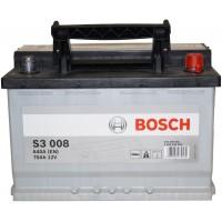 Автомобильный аккумулятор Bosch 6СТ-70 R+ S3 008