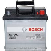 Автомобильный аккумулятор Bosch 6СТ-45 R+ S3 002