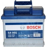 Автомобильный аккумулятор Bosch 6СТ-44 R+ S4 001