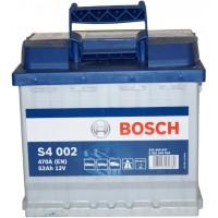 Автомобильный аккумулятор Bosch 6СТ-52 R+ S4 002