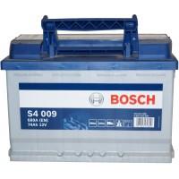 Автомобильный аккумулятор Bosch 6СТ-74 L+ S4 009