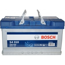 Автомобильный аккумулятор Bosch 6СТ-80 R+ S4 010