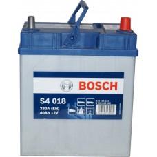 Автомобильный аккумулятор Bosch 6СТ-40 R+ S4 018