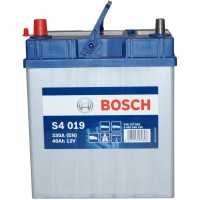 Автомобильный аккумулятор Bosch 6СТ-40 L+ S4 019