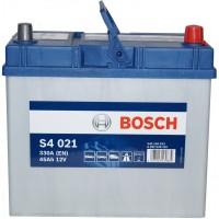 Автомобильный аккумулятор Bosch 6СТ-45 R+ S4 021