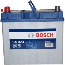 Автомобильный аккумулятор Bosch 6СТ-45 L+ S4 023