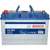 Автомобильный аккумулятор Bosch 6СТ-95 L+ S4 029