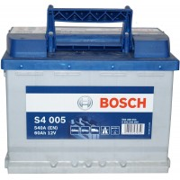 Автомобильный аккумулятор Bosch 6СТ-60 R+ S4 005