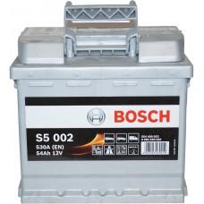Автомобильный аккумулятор Bosch 6СТ-54 R+ S5 002