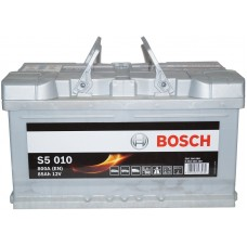 Автомобильный аккумулятор Bosch 6СТ-85 R+ S5 010