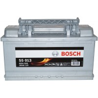 Автомобильный аккумулятор Bosch 6СТ-100 R+ S5 013