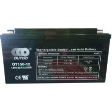 Промышленный аккумулятор Outdo 6СТ-150 12V