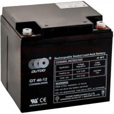 Промышленный аккумулятор Outdo 6СТ- 40 12V