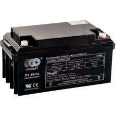 Промышленный аккумулятор Outdo 6СТ-65 12V