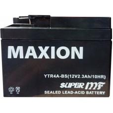 Мото аккумулятор Maxion YTR  4A-BS AGM