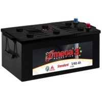 Грузовой аккумулятор A-Mega 6СТ-140 L+ Standart 3