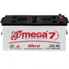 Грузовой аккумулятор A-Mega 6СТ-225 L+ Ultra 7