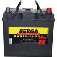 Автомобильный аккумулятор Berga 6СТ-60 R+ Basic Block