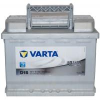 Автомобильный аккумулятор Varta 6СТ-63 SILVER dynamic (D15)
