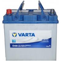 Автомобильный аккумулятор Varta 6СТ-60 BLUE dynamic (D48)