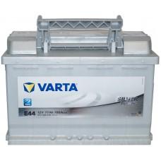 Автомобильный аккумулятор Varta 6СТ-77 SILVER dynamic (E44)