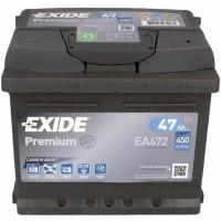 Автомобильный аккумулятор Exide 6СТ-47 R+ Premium