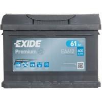 Автомобильный аккумулятор Exide 6СТ-61 R+ Premium