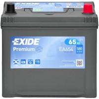 Автомобильный аккумулятор Exide 6СТ-65 R+ Jis Premium