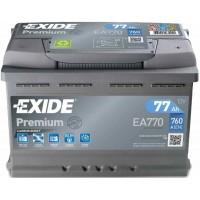 Автомобильный аккумулятор Exide 6СТ-77 R+ Premium