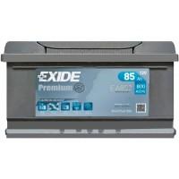 Автомобильный аккумулятор Exide 6СТ-85 R+ Premium