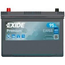 Автомобильный аккумулятор Exide 6СТ-95 L+ Jis Premium