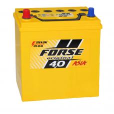 Автомобильный аккумулятор Forse 6СТ-40 L+ Original