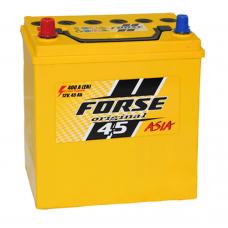 Автомобильный аккумулятор Forse 6СТ-45 L+ Original