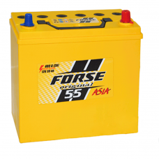 Автомобильный аккумулятор Forse 6СТ-55 R+ Original