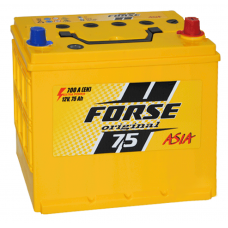 Автомобильный аккумулятор Forse 6СТ-75 R+ Original