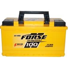 Автомобильный аккумулятор Forse 6СТ-100 R+ Original