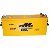 Грузовой  аккумулятор Forse 6СТ-190 L+ Original