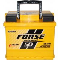 Автомобильный аккумулятор Forse 6СТ-50 R+ Original