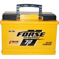 Автомобильный аккумулятор Forse 6СТ-77 R+ Original