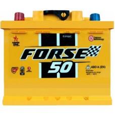 Автомобильный аккумулятор Forse 6СТ-50 L+ Westa