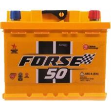 Автомобильный аккумулятор Forse 6СТ-50 R+ Westa