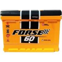 Автомобильный аккумулятор Forse 6СТ-60 R+ Westa