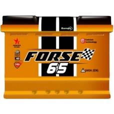 Автомобильный аккумулятор Forse 6СТ-65 L+ Westa