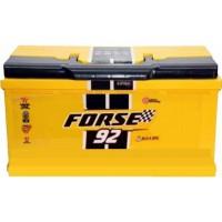Автомобильный аккумулятор Forse 6СТ-92 R+ Westa