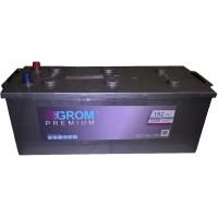 Грузовой аккумулятор Grom 6СТ-192L+ Premium