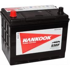 Автомобильный аккумулятор Hankook 6СТ-70 L+ asia MF100D26FR