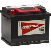 Автомобильный аккумулятор Hankook 6СТ-62 L+ MF56220